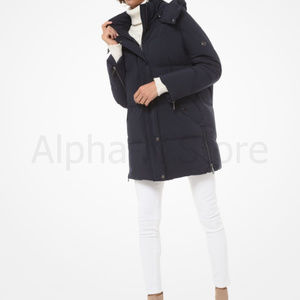 NWT Michael Kors Quilted Puffer Coat